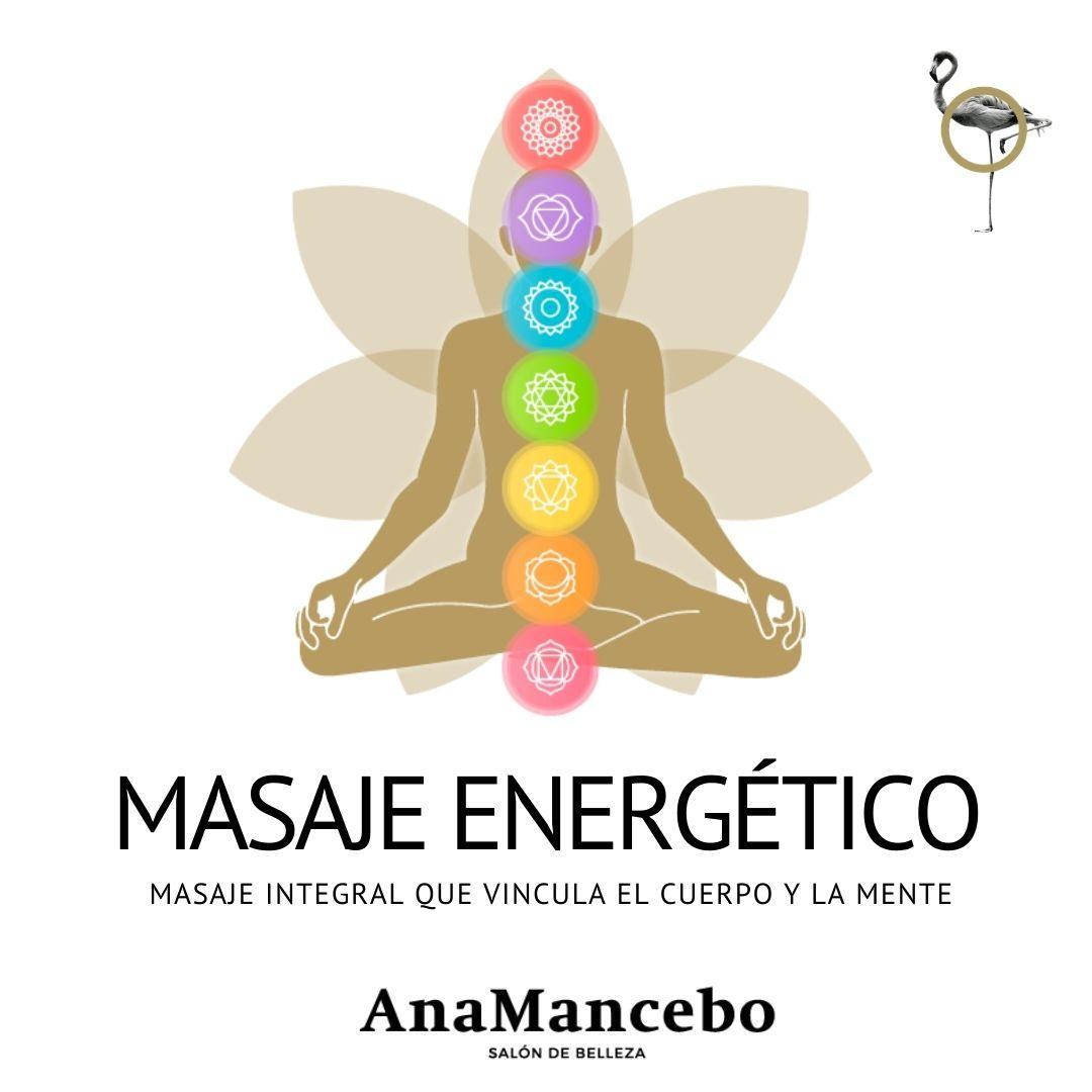 Masajes energéticos ¿Qué son?